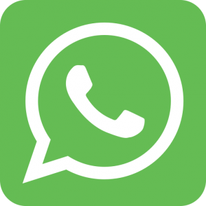 Knop voor contact via whatsapp
