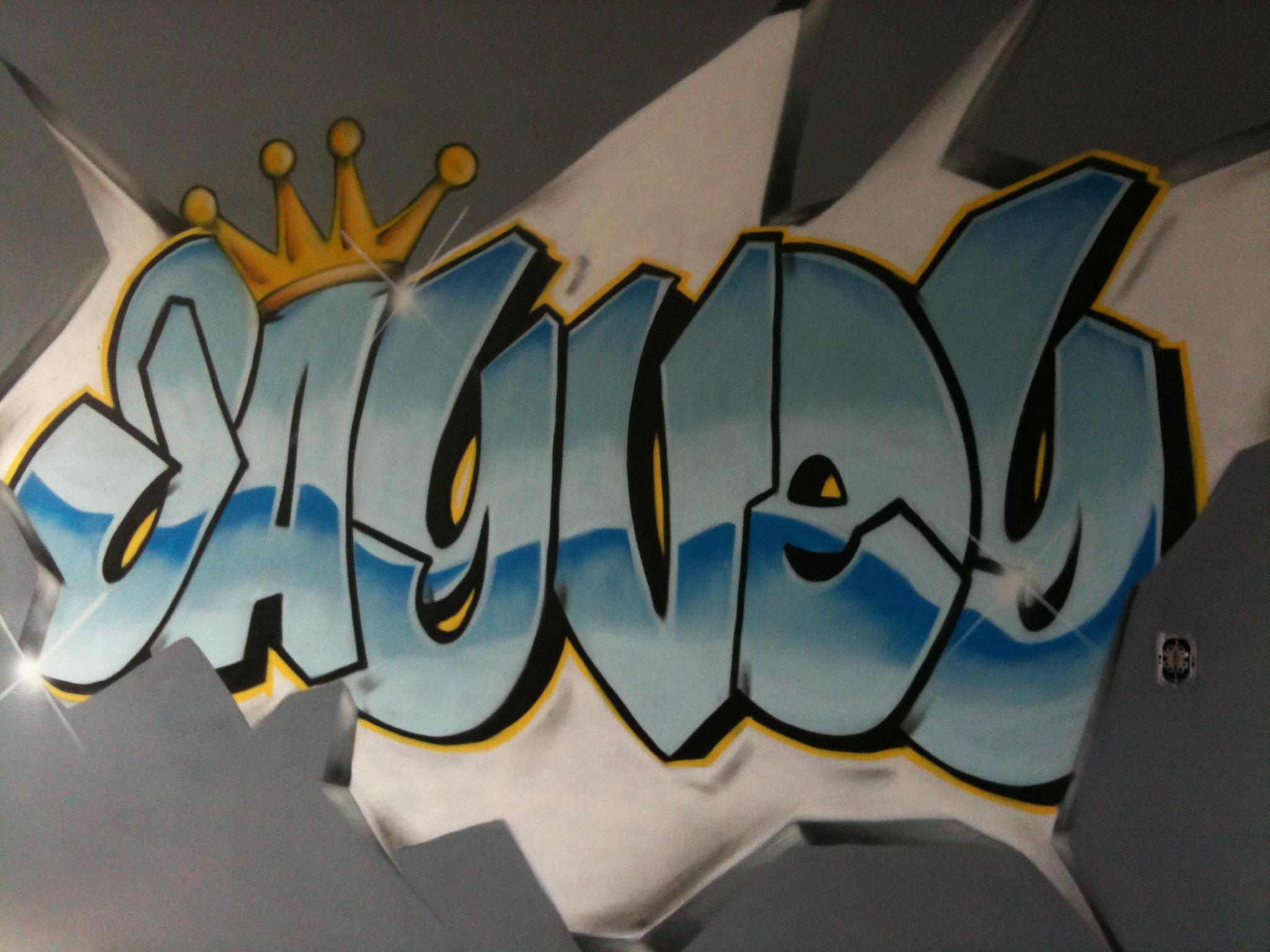 Graffiti Slaapkamer Muur : Graffiti op je slaapkamer referenties op huis ontwerp interieur